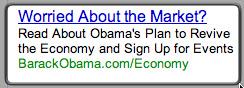 obama webmarketing