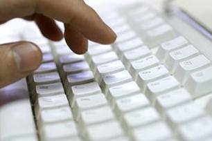 cliquer clavier
