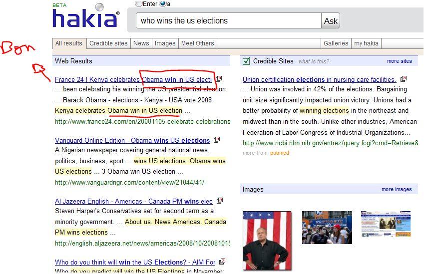 semantique web moteur de recherche hakia