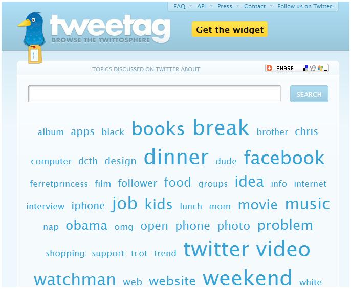 tweettag